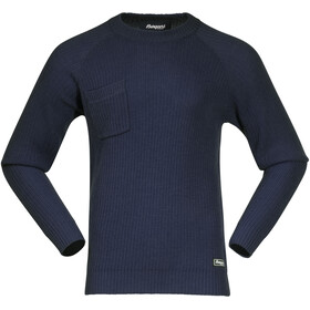 Bergans Stavali Sweat-shirt Homme, navy